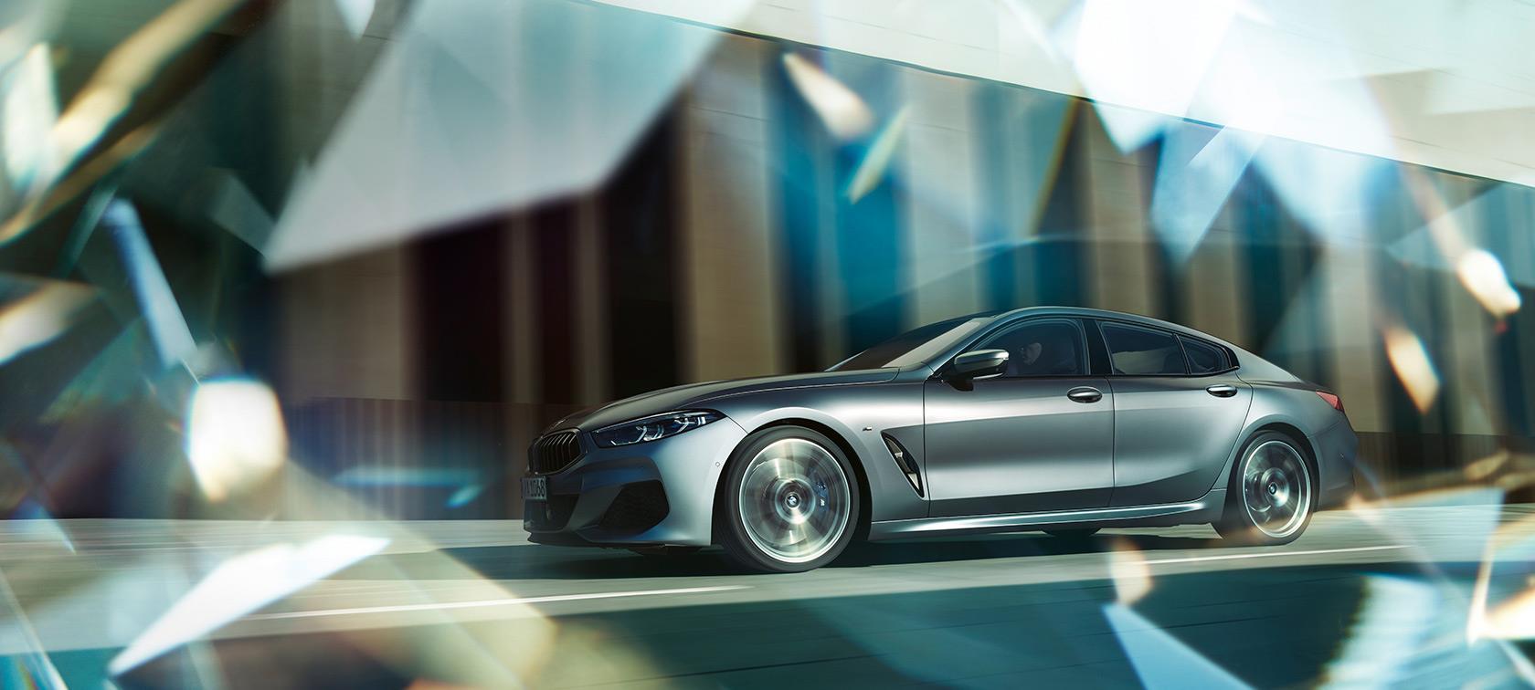 Yeni BMW 8 Serisi Gran Coupé