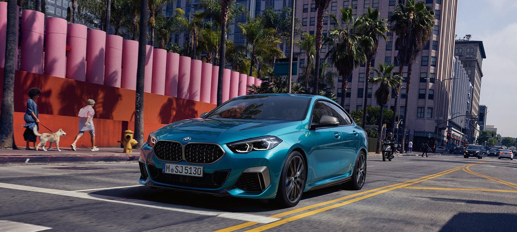 Yeni BMW 2 Serisi Gran Coupé