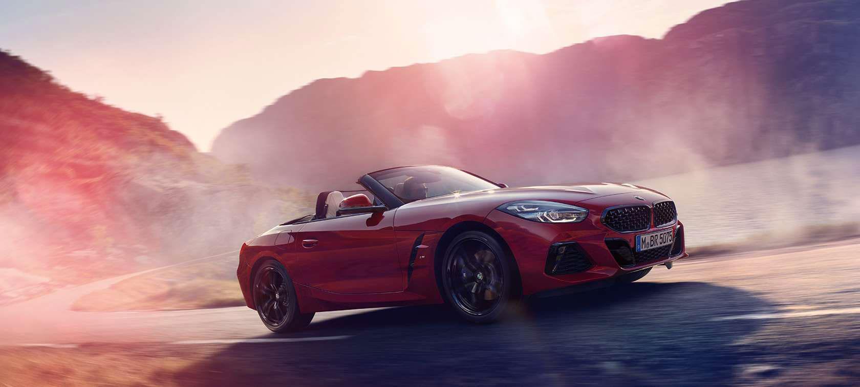 Yeni BMW Z4 Roadster