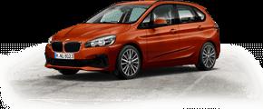 Yeni BMW 2 Serisi Active Tourer
